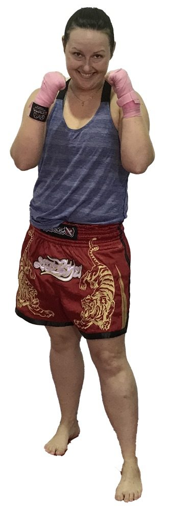 Tanya Kendall – Assistant Muay Thai instructor