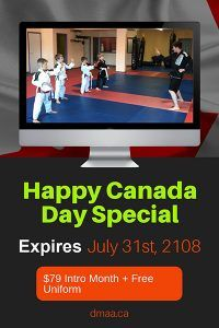 Canada Day Special - All month of july!